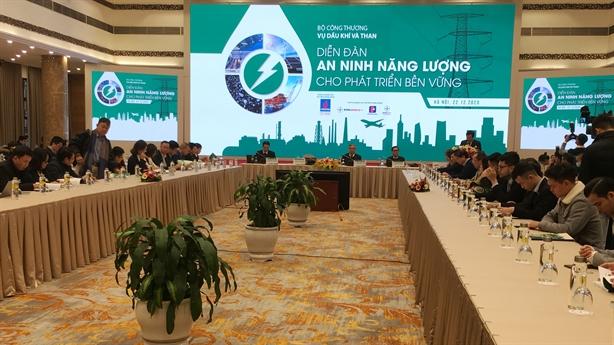 Nhập khẩu năng lượng của Việt Nam đang tăng lên