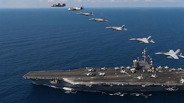 Hải quân Mỹ suy yếu bởi kế hoạch...ngược với ông Trump