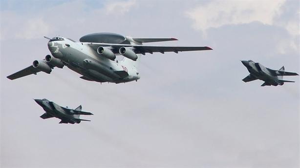 Nga điều radar bay đến Syria