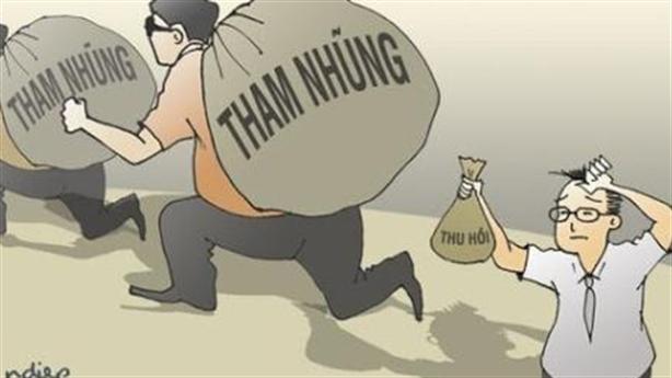 Thu hồi tài sản tham nhũng: Không nhanh sẽ bị tẩu tán