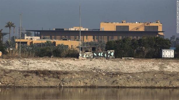 Iraq tìm được nghi phạm tấn công Baghdad: Bàn tay Iran?