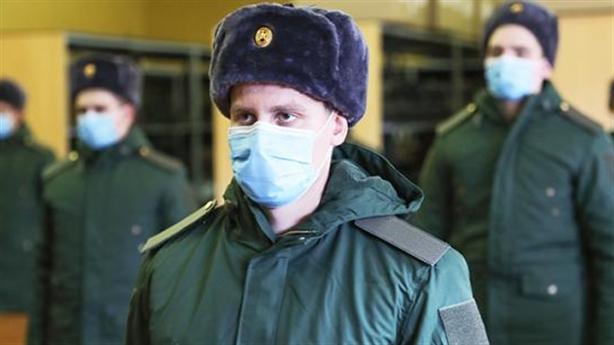 Chống COVID: Tại sao các quân nhân Nga ít nhiễm bệnh nhất