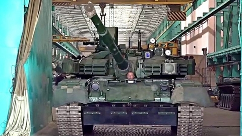 Ukraine muốn tạo ra xe tăng