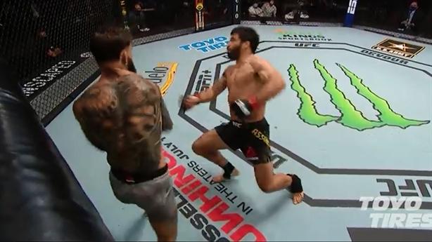 Những đòn knock-out hay nhất UFC năm 2020