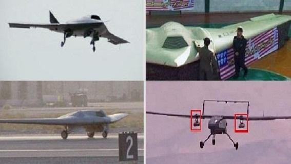 Mỹ thử vũ khí diệt bầy UAV Iran giữa thời điểm nóng