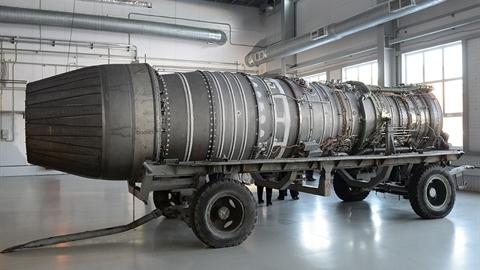 Nguyên mẫu động cơ của PAK DA đã được chế tạo