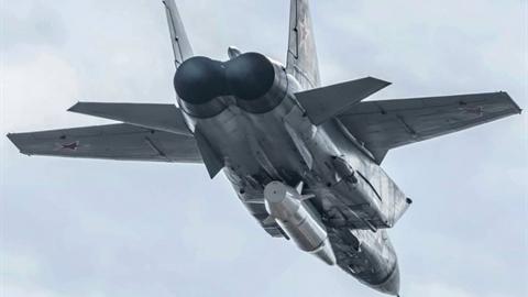 Forbes gọi Kh-47M2 Kinzhal
