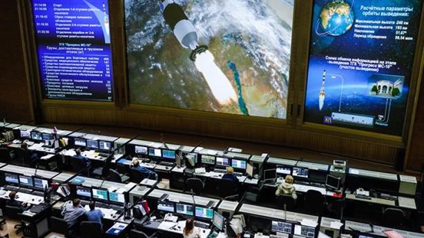 Mỹ đẩy Nga khỏi Trạm Vũ trụ Quốc tế