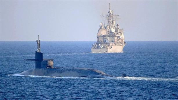 Hải quân Mỹ tập trung ở Vịnh Ba Tư: Đe dọa Iran...