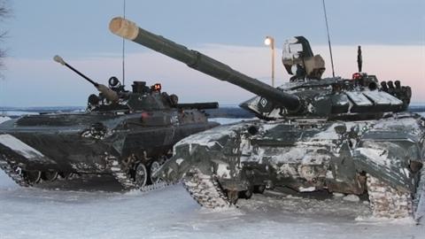 Sư đoàn tăng Nga tại Kaliningrad mạnh cỡ nào?