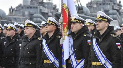 Nga đã tạo ra ở Biển Bắc một nắm đấm cực mạnh