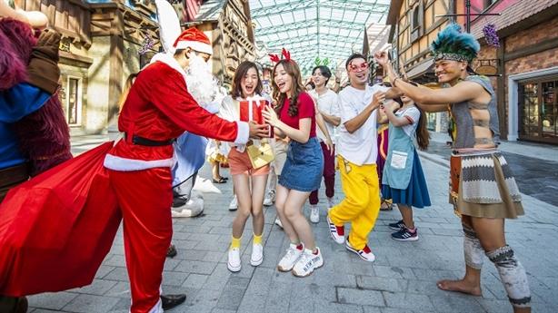 Lễ hội siêu khủng tại Phú Quốc United Center đón 2021