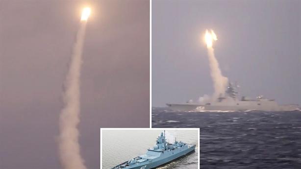 Nga biến Zircon thành tên lửa 2 trong 1 đáng sợ