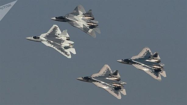 Nga dùng tên lửa siêu thanh nào thử nghiệm trên Su-57?