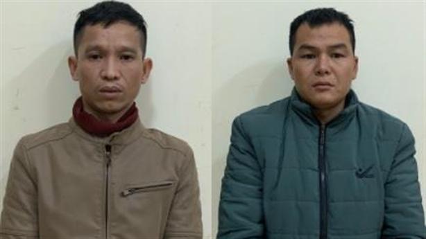 Nhóm đối tượng đưa người Trung Quốc nhập cảnh trái phép