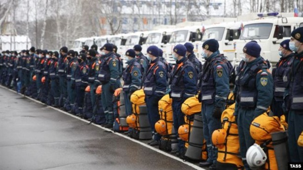 Ông Putin: Viện trợ khẩn cấp Nagorno-Karabakh phi mục đích chính trị