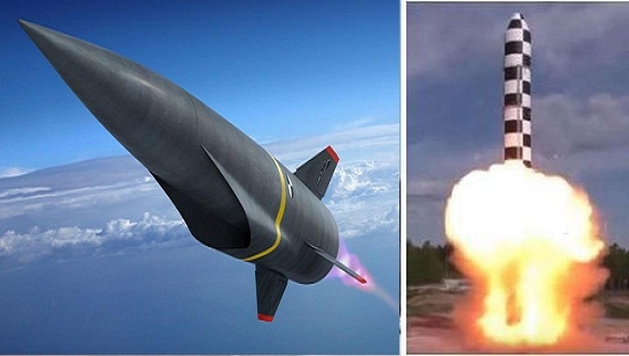 "Nga đưa Avangard, Sarmat vào START-3, ""say NO"" với Poseidon, Burevestnik"