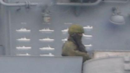 Ngạc nhiên những dấu hiệu tàu NATO bị phá hủy
