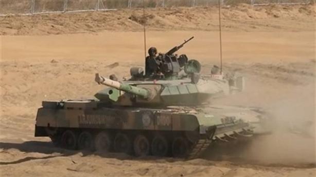 Arjun Mk-1A của Ấn Độ... đắt gần gấp đôi M1 Abrams