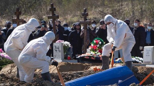 Nga: Số người chết vì Covid-19 cao gấp 3 lần báo cáo