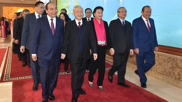 Năm 2021, Việt Nam phấn đấu tăng trưởng 6,5% hoặc cao hơn