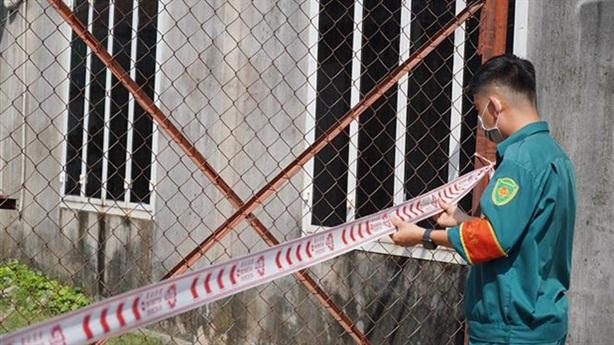 Nhóm nhập cảnh trái phép từ Myanmar có 4 ca mắc Covid-19