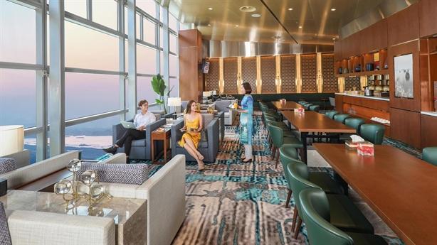 Phòng chờ thương gia sân bay Vân Đồn hiện đại cỡ nào?