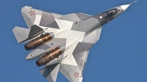Pentapostagma: Bi kịch cho đối phương nếu gặp phải tiêm kích Su-57