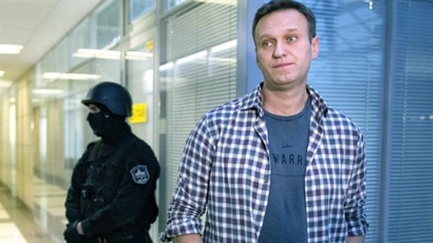 Ông Navalny bị cáo buộc gian lận quỹ chống tham nhũng