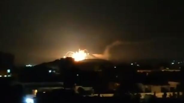 Phòng thủ Syria đánh chặn nhiều tên lửa Israel giữa đêm