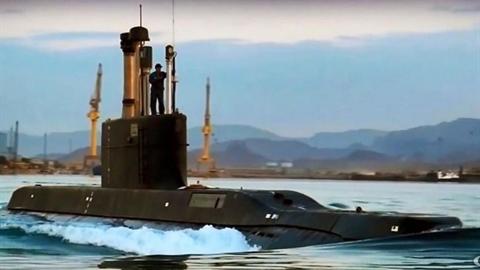 Tàu ngầm Iran
