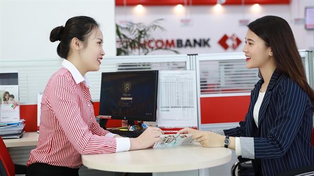 Techcombank triển khai chương trình ưu đãi Tết cho khách doanh nghiệp