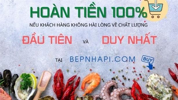 Bếp Nhà Pi - Đưa thực phẩm sạch đến từng gia đình Việt