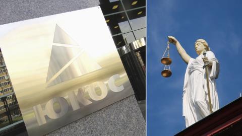 """Nga """"phúc thẩm"""" The Hague vụ 50 tỷ USD của Yukos"""