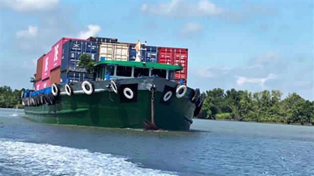 Thiếu container rỗng chở hàng xuất khẩu: Nỗi buồn logistics