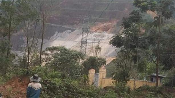 Vỡ đường ống dẫn nước thủy điện A Lưới: 'Không nguy hiểm'