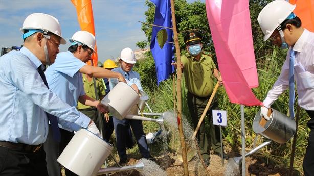 Phó Thủ tướng dự lễ phát động 'trồng 10 triệu cây xanh'