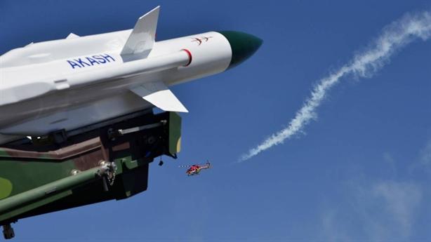 Ấn bán tên lửa phản ứng nhanh cho khách Đông Nam Á