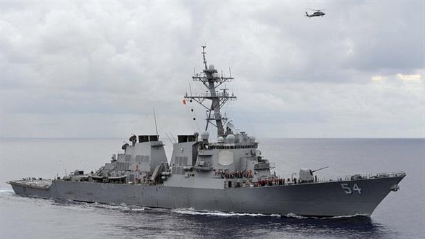 Trung Quốc điều phi cơ, chiến hạm theo dõi tàu chiến Mỹ