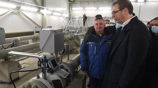 Serbia củng cố sức mạnh dòng khí Nga vào châu Âu