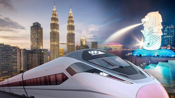 Malaysia-Singapore hủy dự án đường sắt cao tốc vì thiếu tiền...
