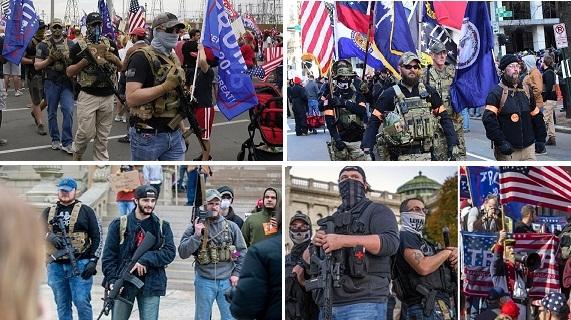 Mỹ lo bạo loạn ngày công bố kết quả bầu cử