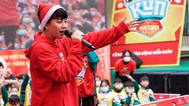 Kun Dance Festival ngập tràn tiếng cười tại Yên Bái
