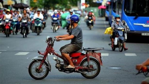 Bộ TN&MT đề nghị Hà Nội, TP.HCM sớm thu hồi xe cũ