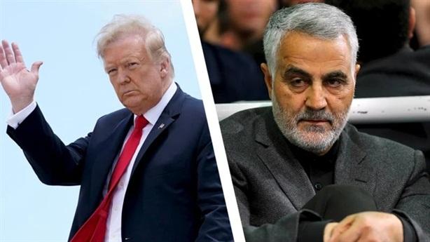 Ông Trump chưa khi nào muốn tấn công Iran?