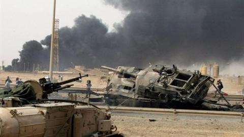 Alligator với một đòn diệt cả đại đội M1 Abrams?
