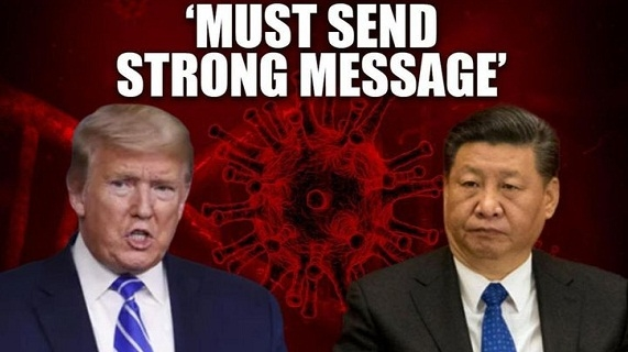Mỹ tiếp tục giáng đòn mạnh vào Trung Quốc