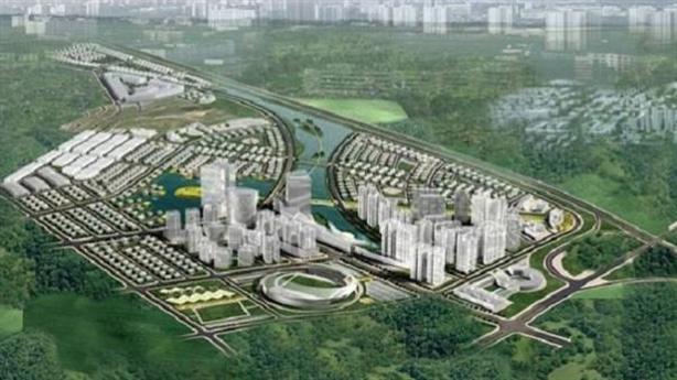 Đại gia Đặng Thành Tâm xây khu đô thị chậm 10 năm