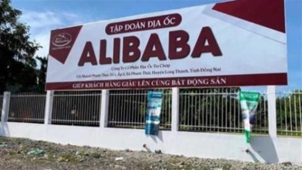Điều tra sai phạm quản lý đất địa ốc Alibaba thế nào?