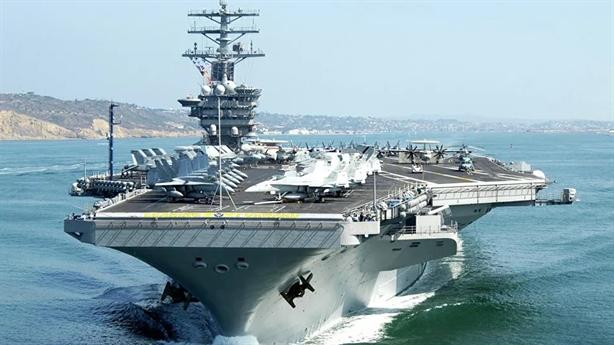 Lộn xộn vụ USS Nimitz ở Trung Đông:Trên bảo dưới không nghe?